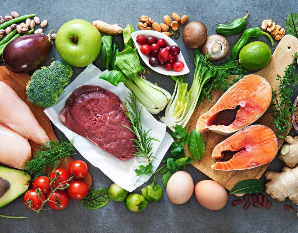 Organic food for healthy nutrition - Sunleaf Foods